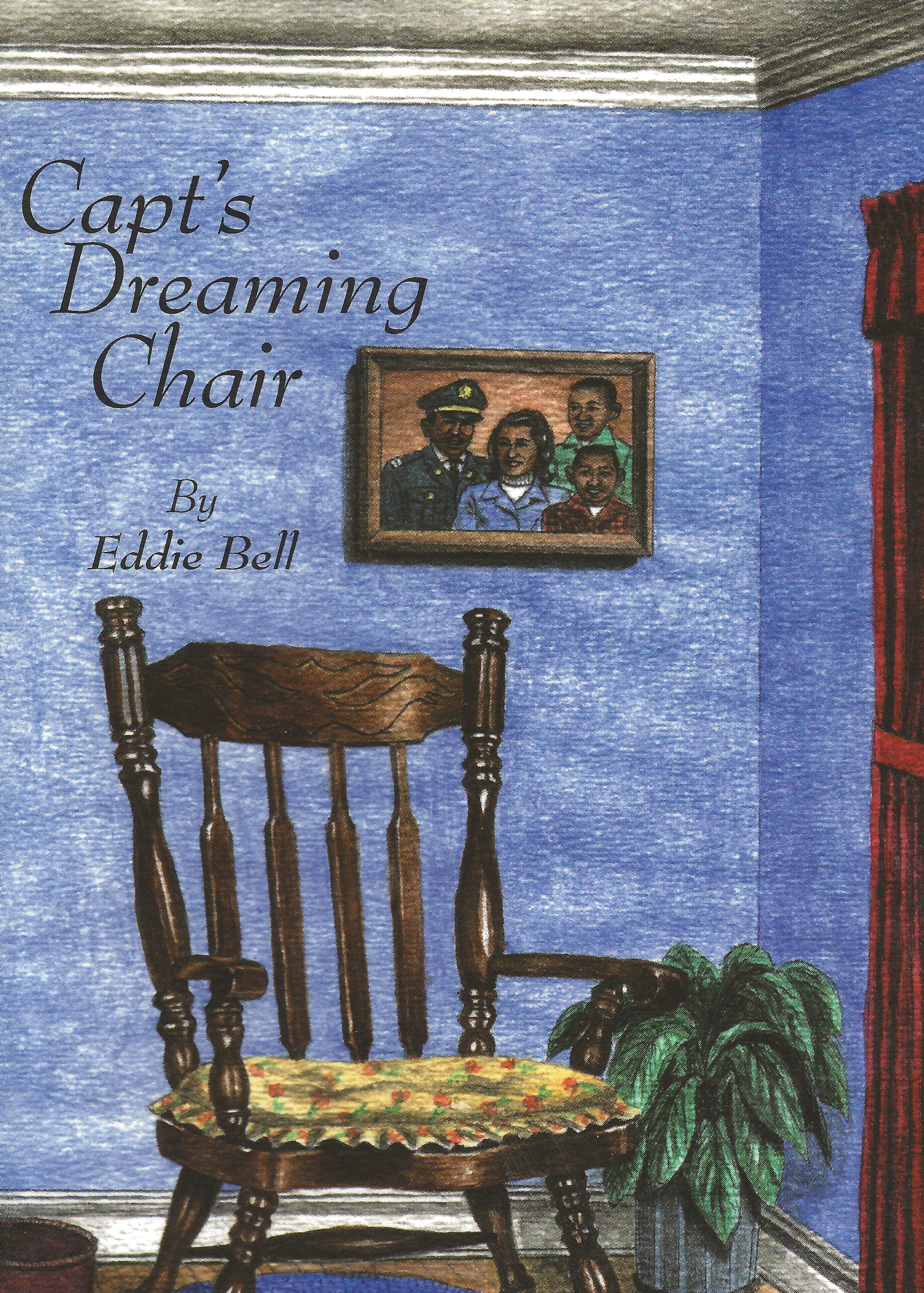 CAPT'S DREAMING CHAIR